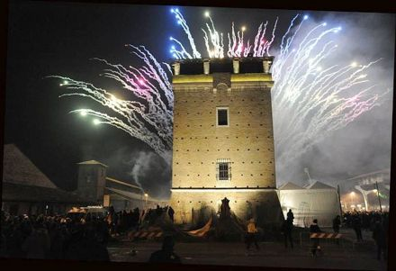 New Year's Eve 2018 Cervia 31.12.2017 - cervia